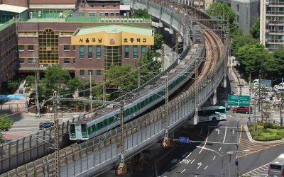 El metro de Corea, guia para no perderte más