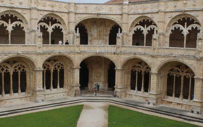 El Monasterio de los Jerónimos en Belem, Patrimonio de la Humanidad
