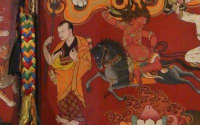 Padmasambhava, el místico que llevó el budismo a Tíbet
