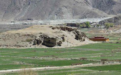 Las Tumbas de los Reyes tibetanos en Chongye