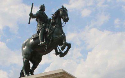 El conjunto de esculturas más impresionante de Madrid