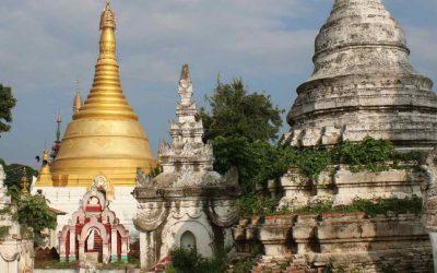 Birmania y sus relaciones con China