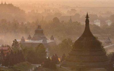 Las ruinas de Mrauk- U, un tesoro birmano por descubrir