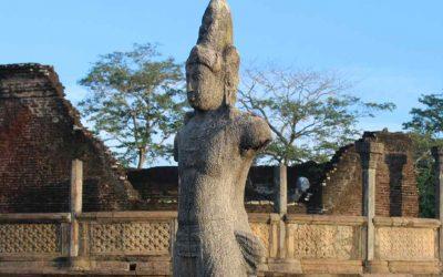 Los misteriosos templos de la antigua Polannaruva