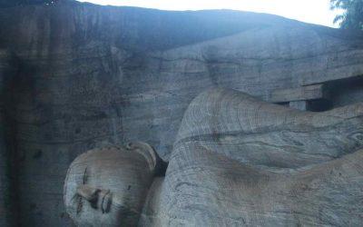 Las esculturas más impresionantes de Polonnaruva en Sri Lanka