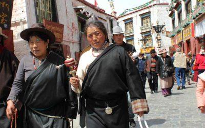 Los secretos de la ciudad antigua de Lhasa
