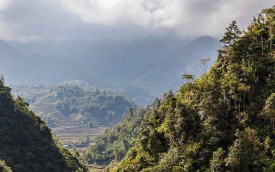 Bac Ha, un castillo entre las minorías de Vietnam