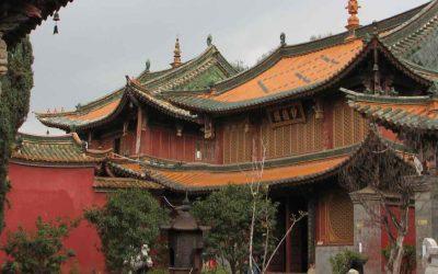 La Ciudad antigua de Guandu en Kunming