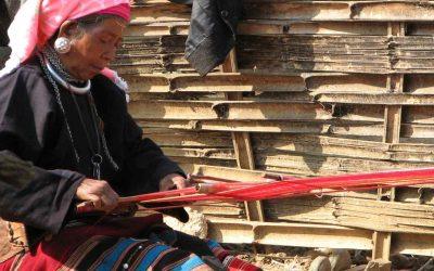 La minoría Wa de China-Una cultura en transformación