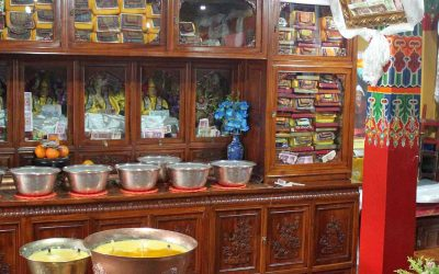 El único convento de monjas tibetanas en Lhasa