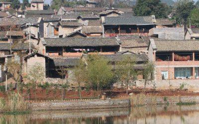 Danuohei, la aldea de piedra de la minoría Sani en Yunnan