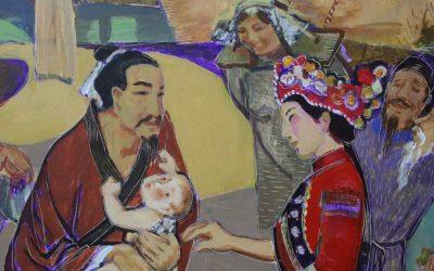 El templo de Shen'an: escritor y viajero ejemplar en la China Ming