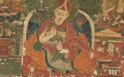 El Monasterio de Sakya y sus impresionantes tesoros artísticos