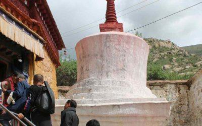 Los Monasterios de Tíbet- el reflejo de su alma