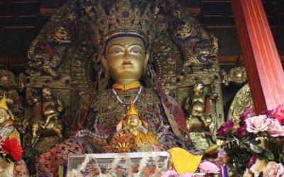 El monasterio de Sera – la rosa de Lhasa