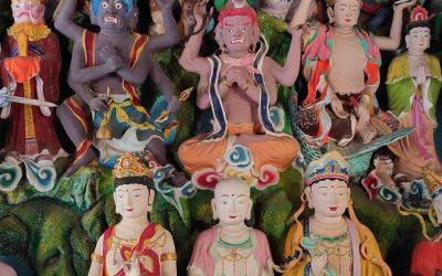 El Templo de Zhunti de Kunming, culto a una diosa misteriosa