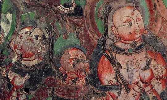 kyzil grutas china