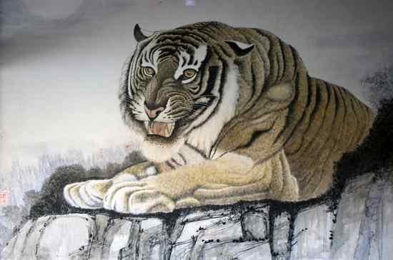 tigre china