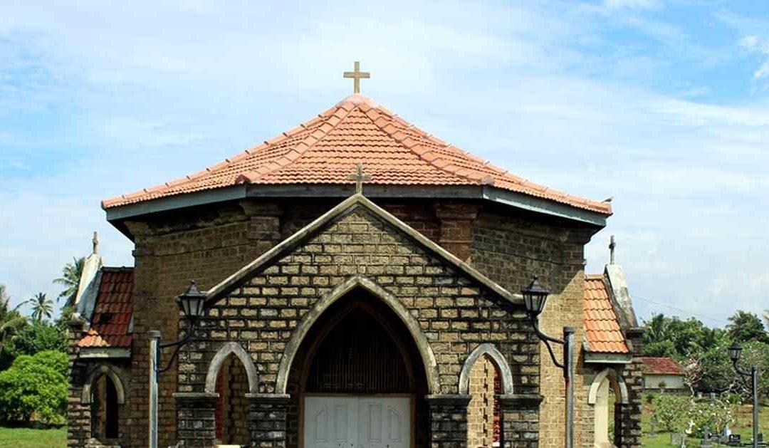 Cristianismo en Sri Lanka